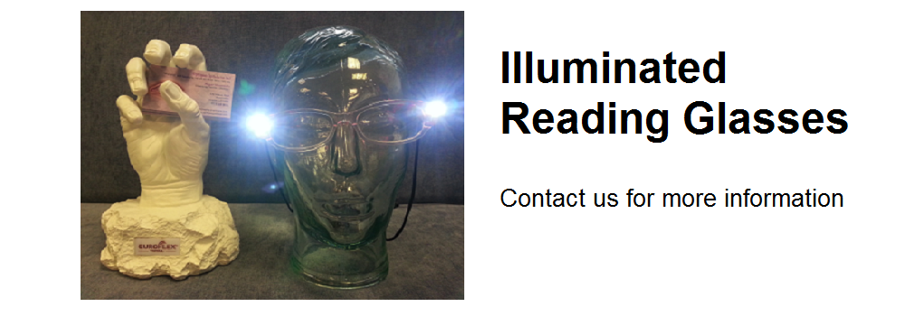 05 Illuminated Reading Glasses